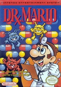 Dr. Mario - consolle virtuelle