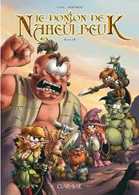 Le donjon de Naheulbeuk, quatrième saison, partie 1 [#10 - 2012]