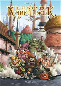 Le donjon de Naheulbeuk, troisième saison, partie 3 #9 [2011]