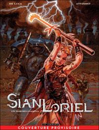 Sian Loriel : Les marches carmines #1 [2012]