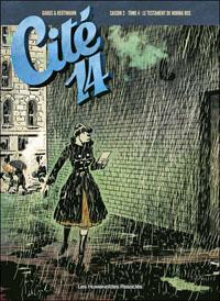 Cité 14, saison 2, Le testament de norma riis [#8 - 2012]