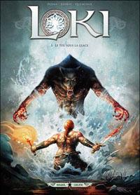 Loki : Le feu sous la glace #1 [2012]