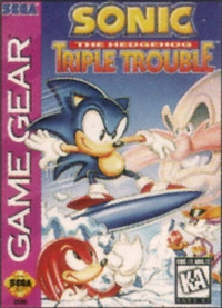 Sonic The Hedgehog : Triple Trouble [1994]