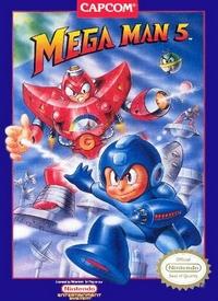 Mega Man 5 - WII