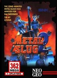 Metal Slug 2 [1998]
