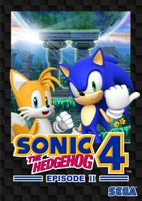 Sonic the Hedgehog 4: Episode II [#4 - 2012]