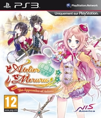Atelier Meruru : The Apprentice of Arland [2012]