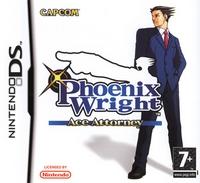 Phoenix Wright : Ace Attorney [#1 - 2006]