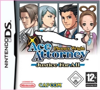 Phoenix Wright : Ace Attorney : Justice for All [#2 - 2007]