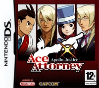 Apollo Justice : Ace Attorney - Console Virtuelle