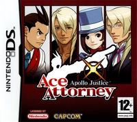 Apollo Justice : Ace Attorney - DS