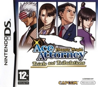 Phoenix Wright : Ace Attorney : Trials and Tribulations #3 [2008]