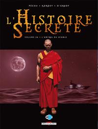 L'histoire secrète : L'Amiral du diable #26 [2012]