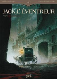 Jack L'Eventreur : Les liens du sang [#1 - 2012]
