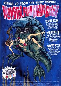 Monster from Bikini Beach