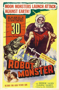 Robot Monster [1953]