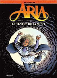 Aria : Le ventre de la mort #34 [2012]