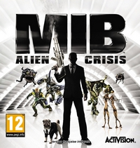 Men in black : MIB : Alien Crisis [2012]