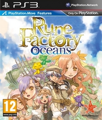 Harvest Moon : Rune Factory Oceans [2012]
