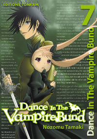 Dance in the Vampire Bund [#7 - 2011]