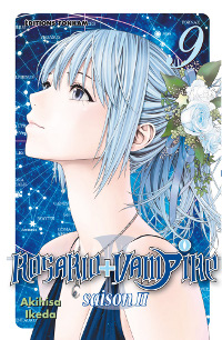 Rosario + Vampire saison II [#9 - 2011]