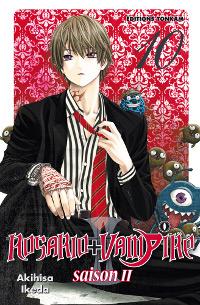 Rosario + Vampire saison II [#10 - 2012]