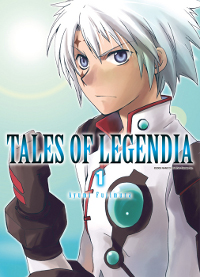Tales of Legendia #1 [2012]