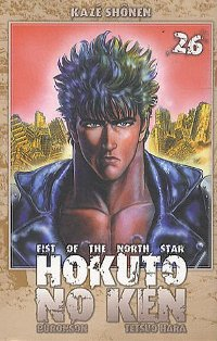 Ken le survivant : Hokuto no Ken, Fist of the north star #26 [2012]