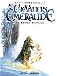 Les chevaliers d'émeraude : L'épreuve du magicien [#2 - 2012]