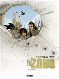 La zone : Traversée [#4 - 2012]