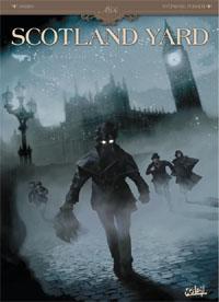 Scotland Yard : Au cœur des Ténèbres #1 [2012]