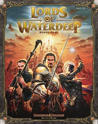 Donjons & Dragons : Lords of Waterdeep [2012]