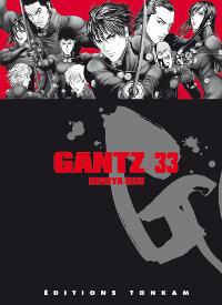 Gantz [#33 - 2012]