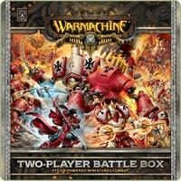 Les Royaumes d'acier : Warmachine : Two player battle box [2011]
