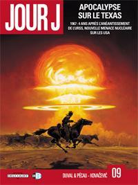 Jour J : Apocalypse sur le Texas #9 [2012]