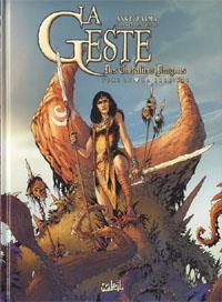 La Geste des Chevaliers Dragons : La première #14 [2012]