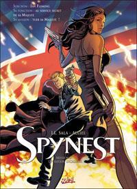 Spynest : Opération excalibur #2 [2012]