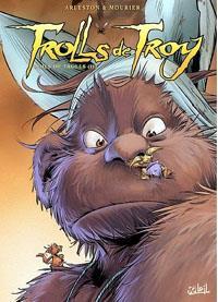 Troy / Lanfeust : Trolls de Troy : Poils de trolls #16 [2012]