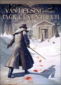 Van Helsing contre Jack l'Eventreur : Tu as vu le diable #1 [2012]