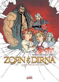 Zorn et Dirna : Notre père qui êtes odieux [#6 - 2012]