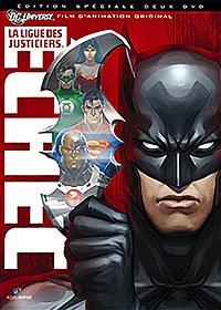 Justice League : La Ligue des justiciers - Échec [2012]