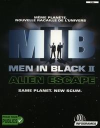 Men in Black II : Alien Escape #2 [2002]