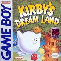 Kirby's Dream Land #1 [1992]