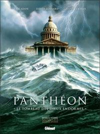 Panthéon, le tombeau des dieux endormis [2012]