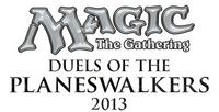 Magic, l'assemblée : Magic : The Gathering – Duels of the Planeswalkers 2013 [2012]