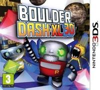 Boulder Dash XL 3D - 3DS