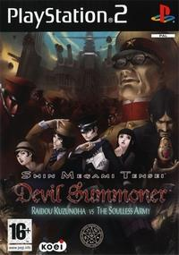 Shin Megami Tensei : Devil Summoner : Raidou Kuzunoha vs the Soulless Army - PS2