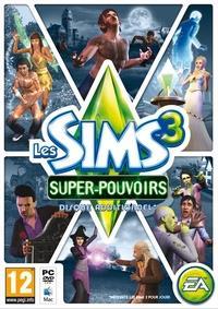 Les Sims 3 : Super-Pouvoirs #3 [2012]