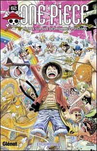 One Piece : Périple sur l'île des hommes-poissons [#62 - 2012]
