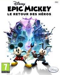 Epic Mickey : Le retour des Héros #2 [2012]